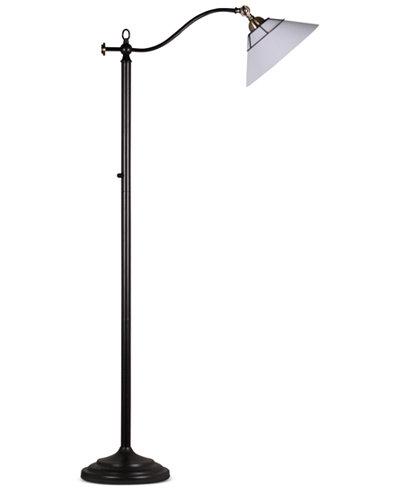 Dale Tiffany Laurel Metal Floor Lamp