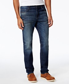 WILLIAM RAST Men's Straight-Fit Hixson Stretch Jeans