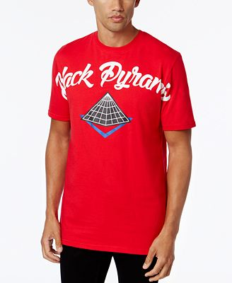 Black Pyramid Men's Scripted Logo T-Shirt