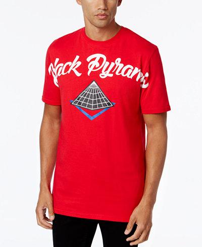 Black Pyramid Men's Scripted Logo T-Shirt