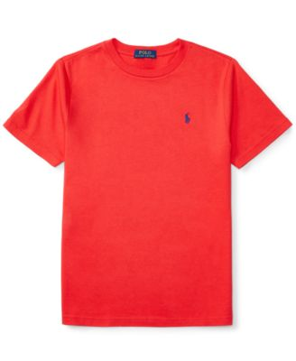 Image of Ralph Lauren Jersey T-Shirt, Big Boys (8-20)