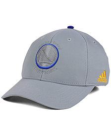 adidas Golden State Warriors Gray Color Pop Flex Cap