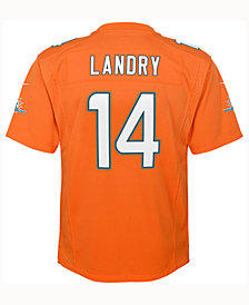 Nike Jarvis Landry Miami Dolphins Color Rush Jersey, Big Boys (8-20)