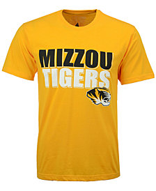 Colosseum Men's Missouri Tigers Wordmark Stack T-Shirt