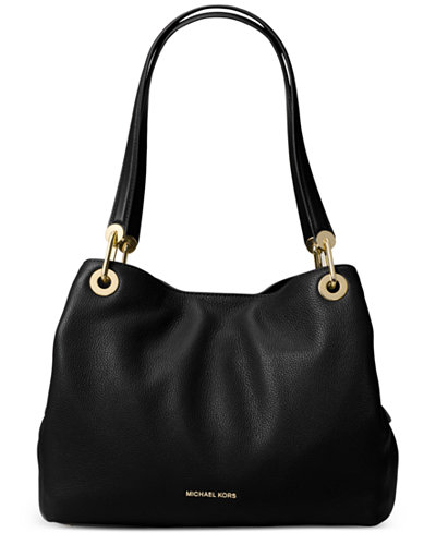 MICHAEL Michael Kors Raven Large Shoulder Tote - Handbags ...