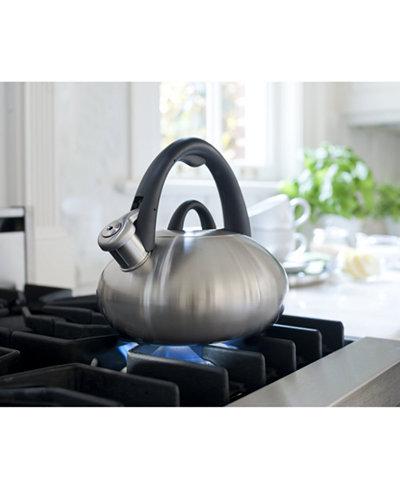 Calphalon Stainless Steel 2 Qt. Tea Kettle
