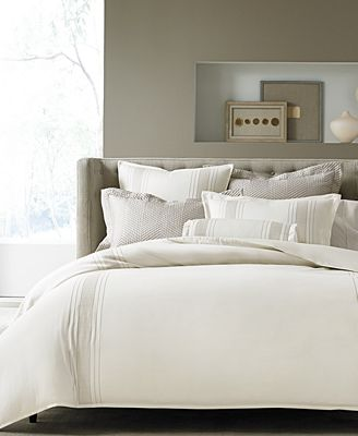 Hotel Collection Woven Accent King Duvet Cover Created
