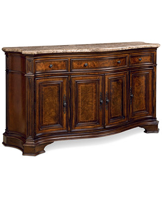 Lakewood Credenza Furniture Macy 39 S