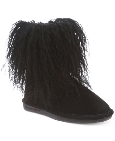BEARPAW Boo Youth Boots, Little Girls & Big Girls