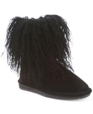 Bearpaw Boo Youth Boots, Little Girls & Big Girls thumbnail