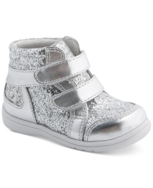 Mobility By Nina Stardust HiTop Walker Sneakers Baby Girls  Toddler Girls