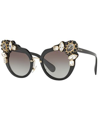 Miu Miu Sunglasses, MU 04SS