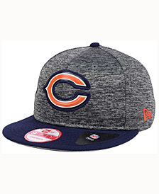 New Era Chicago Bears Shadow Bevel 9FIFTY Snapback Cap