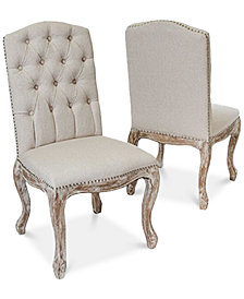 dining room chairs - macy's Dining Room Chairs