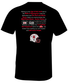 Image One Men's North Carolina State Wolfpack Local Tradition T-Shirt