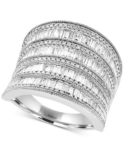 Classique by EFFY® Diamond Ring (2 ct. t.w.) in 14k Gold or White Gold