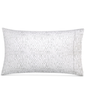 Image of Hotel Collection Colonnade Dusk Pair of Standard Pillowcases, Created for Macy's Bedding