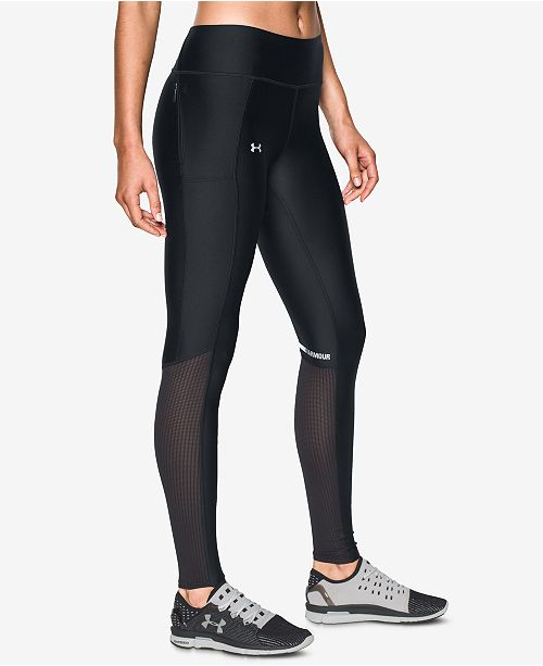 fc8703bbc Under Armour Fly By Compression Leggings & Reviews - Pants & Capris ...