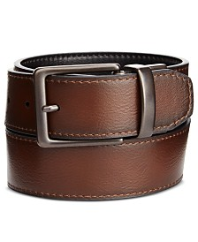 Levi's® Men's Big & Tall Reversible Stitched  Belt