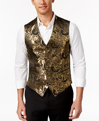 Find great deals on eBay for black and gold mens vest. Shop with confidence.