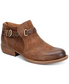 581817600ba Ankle Women's Boots - Macy's
