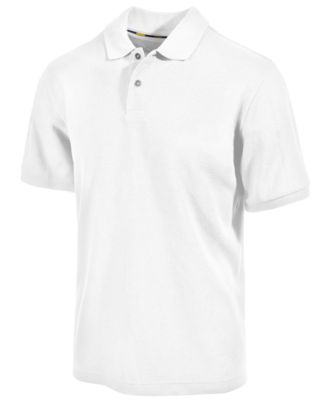 Classic-Fit Solid Performance UPF 50+ Polo, Created for Macy's