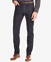 8e1fafb56 BOSS Men's Regular/Classic-Fit Dark Wash Jeans