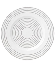 Charlotte Street West Grey Collection Accent Plate