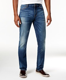 William Rast Men's Slim-Fit Hollywood Stretch Jeans