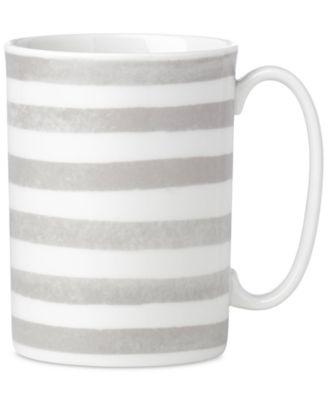Charlotte Street North Grey Collection Mug
