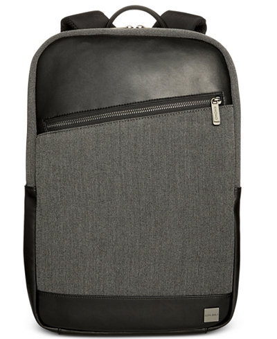 Knomo London Herringbone Laptop Backpack - Bags & Backpacks - Men ...