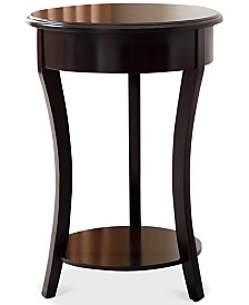 Norine End Table, Quick Ship
