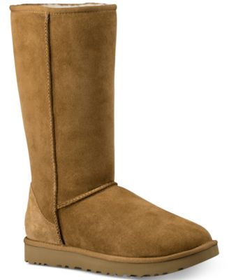 UGG Women's Classic Ii Genuine Shearling Lined Short Boots