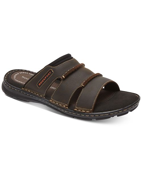 Rockport Men's Darwyn Slide Sandals