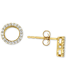 Diamond Stud Earrings (1/5 ct. t.w.) in 14k Gold