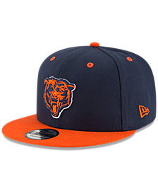 New Era Chicago Bears Historic Vintage 9FIFTY Snapback Cap