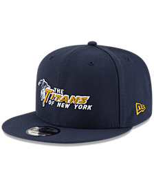 New Era New York Titans Historic Vintage 9FIFTY Snapback Cap