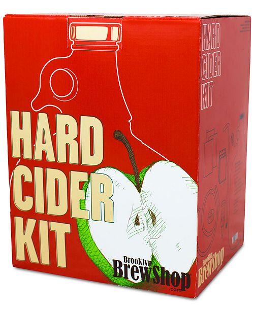 Brooklyn Brew Shop DIY Hard Cider Kit