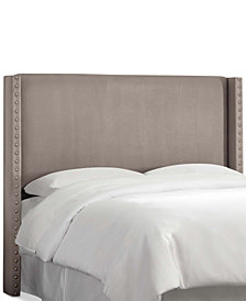 Loryan California King Headboard, Quick Ship
