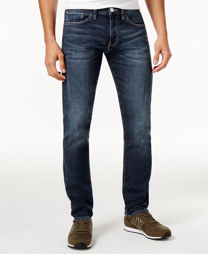 A|X Armani Exchange - Five-Pocket Jeans