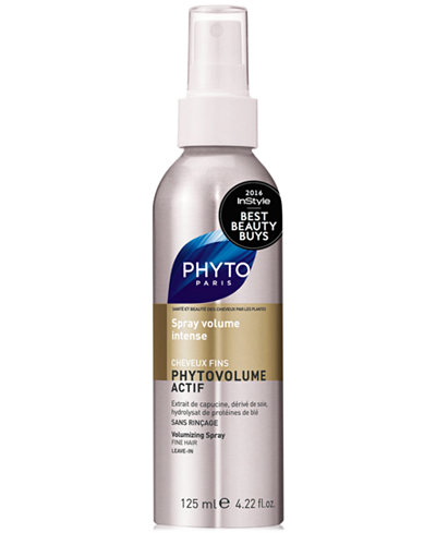 PHYTOVOLUME ACTIF Volumizing Spray, 4.22 fl oz