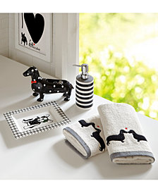 HipStyle Olivia 5-Pc. Bath Accessory Set