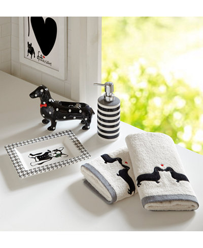 HipStyle Olivia Bath Accessories Collection