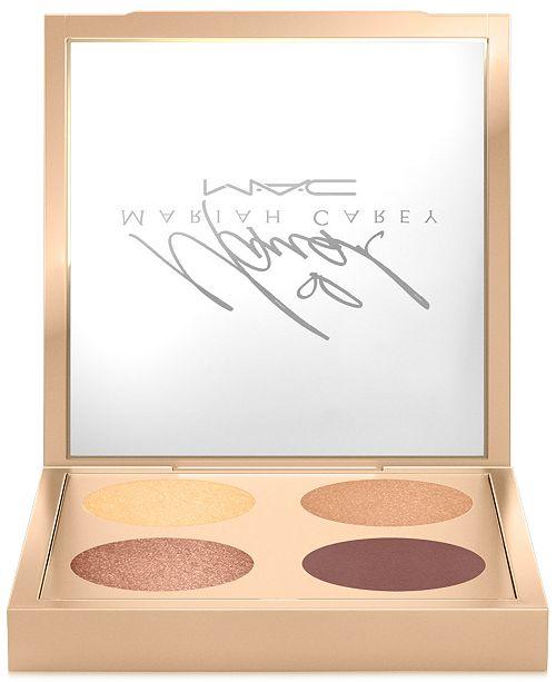 MAC Mariah Carey Eye Shadow x 4