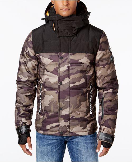 Superdry Men's Puffer Coat