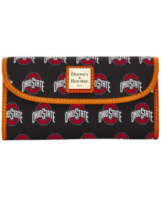 Ohio State Buckeyes Large Continental Clutch