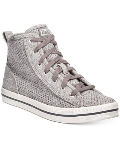 Keds Women's Kickstart Hi-Top Lace-Up Sneakers