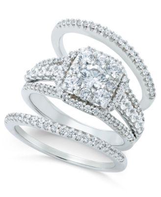 Womens Engagement and Wedding Rings Macys
