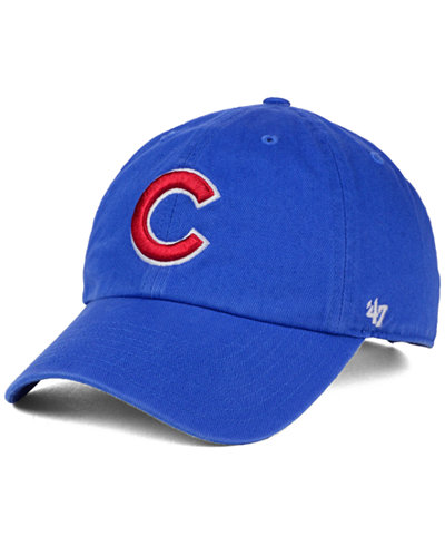 '47 Brand Chicago Cubs City Clean Up Cap