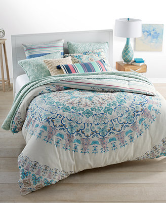 Whim by Martha Stewart Collection Full Moon Reversible ...
